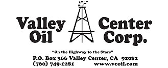 Valley Center Oil Corp.
