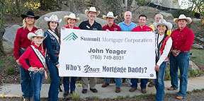 Summit Mortgage Joins the Lineup of 2016 Stampede Rodeo Sponsors