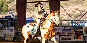 Rodeo Announcer Shane Burris to Cowboy Up at This Year's Stampede Rodeo